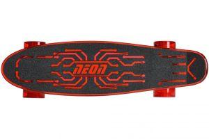 Neon Hype Скейтборд c подсветкой Красный N100788