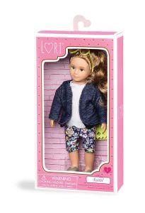 Кукла LORI Фейт 15 см