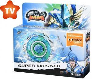 Волчок Auldey Infinity Nado Стандарт Super Whisker Небесный Вихрь закрытая упаковка