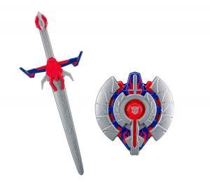 eKids Набор игрушечного оружия Transformers Optimus Prime Звуковой эффект