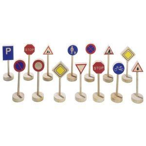 Игровой набор goki Дорожные знаки WM397