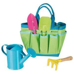 Игровой набор goki Садовые инструменты в сумке 63892G