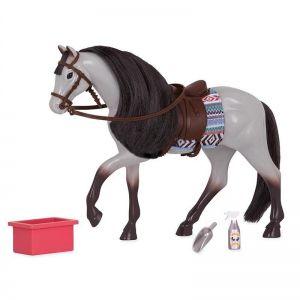 LORI Игровая фигура - Голубой Конь LO38014Z