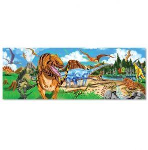 Пазл напольный Melissa & Doug Страна динозавров, MD10442
