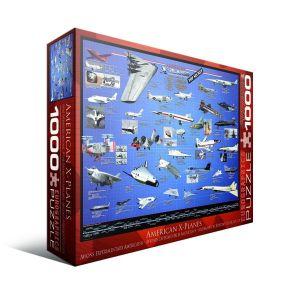 Пазл Eurographics Америанские самолеты-разведчики, 1000 элементов