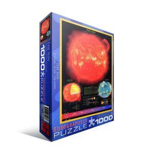 Пазл Eurographics Солнце, 1000 элементов
