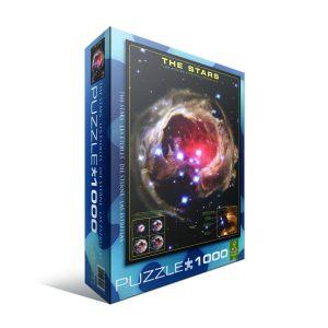 Пазл Eurographics Звезды, 1000 элементов