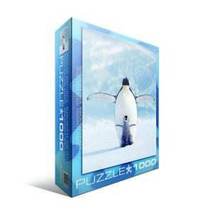 Eurographics Пазл Пингвин с пингвиненком, 1000 элементов