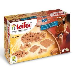 Набор кирпичей к конструктору Teifoc