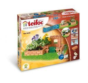 Конструктор Teifoc Маленький сад