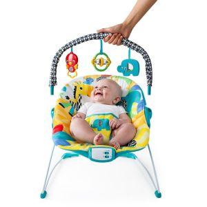 Музыкальное кресло-качалка - Улыбка саванны