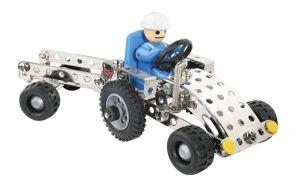 Конструктор Трактор с прицепом Eitech