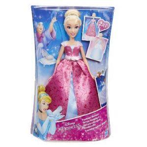 Модная кукла Золушка в роскошном платье-трансформере, Hasbro