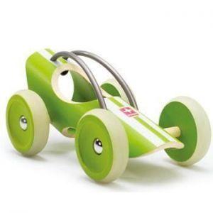 Деревянная игрушка машинка E-Racer Suzuka