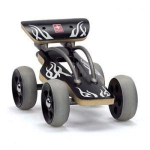 """Деревянная игрушка машинка из бамбука """"E-Drifter"""""""
