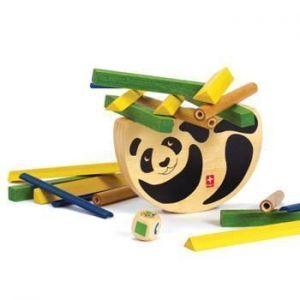 Деревянная игрушка головоломка балансир HAPE Pandabo