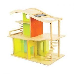 """Деревянная игрушка для конструирования и обустройства дома """"Sunshine Dollhouse"""""""