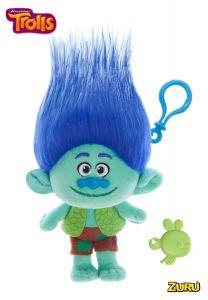 Мягкая игрушка с клипсой Тролли Grumpy Branch