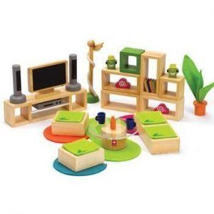 """Деревянная игрушка набор мебели """"Lifestyle Living Room"""""""