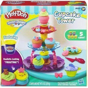 Play-Doh Набор пластилина Башня из кексов
