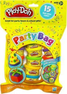 Play-Doh Набор пластилина для праздника из 15 мини-баночек