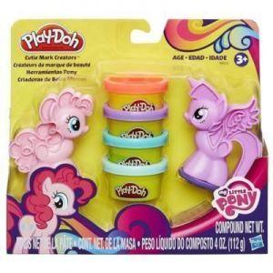 Игровой набор Play-Doh - Пони: Знаки Отличия