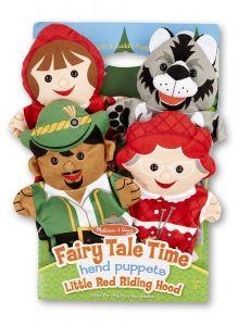 Игрушка на руку Кукольный театр Красная шапочка, Melissa & Doug