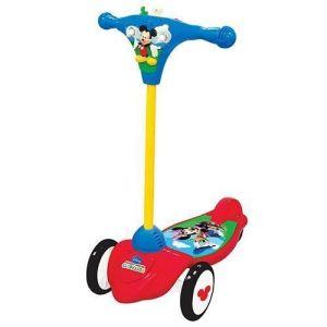 Скутер МИККИ-МАУС (3 колеса, свет, звук)