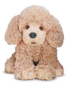 Мягкая игрушка Щенок Пуделя 30 см Melissa & Doug