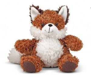 Мягкая игрушка Лисенок Фриски 23 см Melissa & Doug