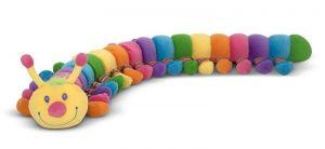 Мягкая игрушка Веселая гусеничка 69 см Melissa & Doug
