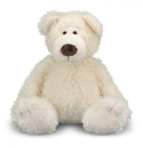 Мягкая игрушка Большой плюшевый мишка Ванилька 52 см Melissa & Doug