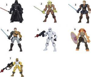 """Разборная фигурка вселенной """"Звёздные Войны"""" Hasbro STAR WARS,15 см."""