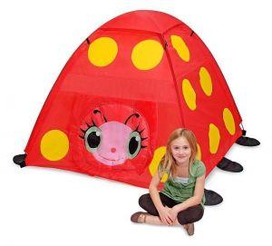 """Детская палатка """"Божья коровка Молли"""" Melissa & Doug"""