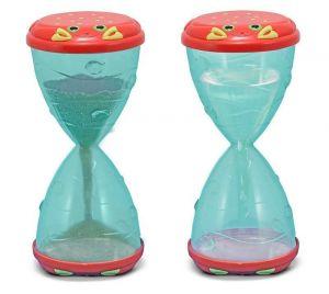 """Песочные/водные часы """"Мистер Краб"""" Melissa & Doug"""