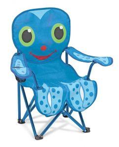 """Раскладной стульчик """"Осьминог Флекс"""" Melissa & Doug"""