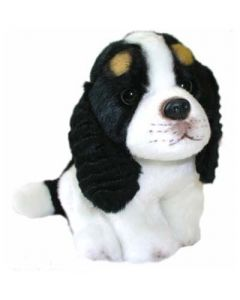 Мягкая игрушка Собака Эля
