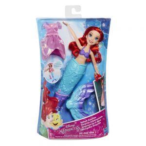 Кукла Принцесса Ариель, превращающаяся из Русалки в девушку, Hasbro