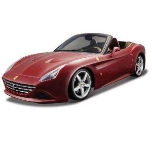Автомодель FERRARI CALIFORNIA T (ассорти бордо, серый металлик, 1:24)