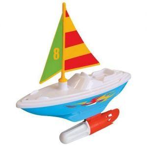 Развивающая игрушка ПАРУСНИК (для игры в ванной)