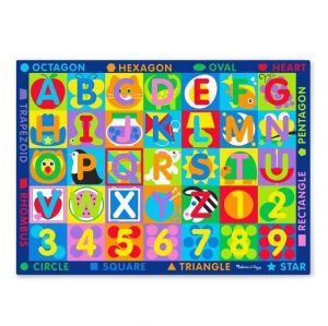 Игровой коврик Английский алфавит Melissa & Doug MD15193