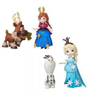 Игровой набор Маленькие куклы Холодное Сердце с другом