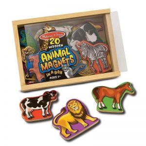 Фигурки животных с магнитами Melissa & Doug MD475