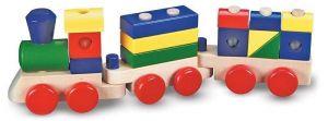 Поезд из кубиков Melissa & Doug MD572