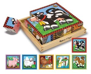 Кубики Ферма Melissa & Doug MD775