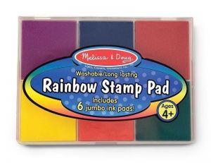 Разноцветные чернила для штампов Melissa & Doug MD1637