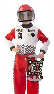 Детский костюм Гонщик от 3-6 лет, Melissa & Doug MD18562