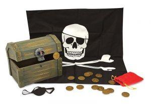 Пиратский сундук MD2576 Melissa & Doug