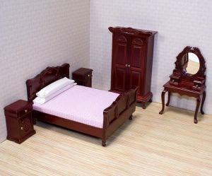 Melissa & Doug Мебель для спальни Викторианского Домика MD2583