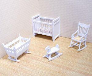 Melissa & Doug Мебель для детской комнаты Викторианского Домика MD2585